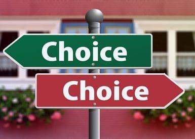 Życie to sztuka wyboru